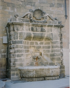 1881 Fountain Before