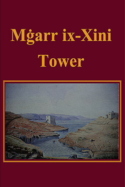 Mgarr ix-Xini Tower Cover 250