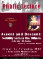 Ascent and Descent: Nobility versus the Others in the late 19th Century
